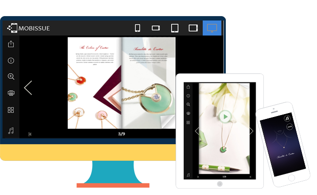 How Does Flipbook Software Help You Design a Stunning Flipping Shopping Catalog?